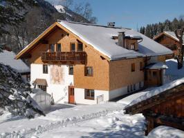 Winter im Haus Maringele