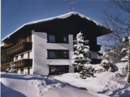 Haus Baumgartner im Winter