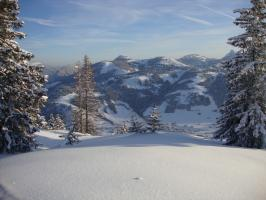Winter im Tannheimertal
