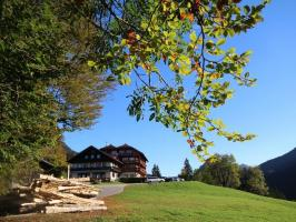 Hotel Rehbach im Sommer