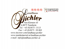 Landhaus Pichler