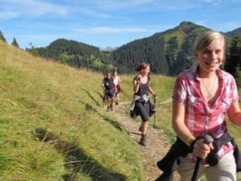 Wandern in Nesselwängle