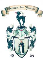 Wappen der Familie Bilgeri