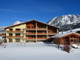 Winter Gästehaus