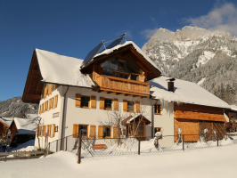 Ferienhaus Ried mit Rot-Flüh und Gimpel