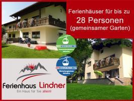 Ferienhaus Lindner - Ein Haus für Sie allein