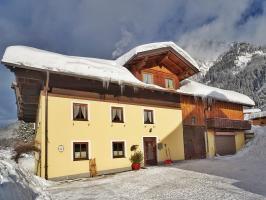 Haus Friederike im Winter
