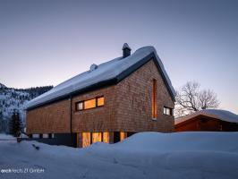 Skifahren und Wandern inklusive in der Ferienwohnung