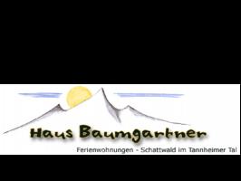 Haus Baumgartner - Ihre Heimat in den Bergen